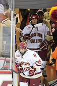(Price), Nick Petrecki (Boston College - 26) (Orpik) - The University of Notre Dame Fighting Irish defeated the Boston College Eagles 4-1 on Friday, November 7, 2008, at Conte Forum in Chestnut Hill, Massachusetts.