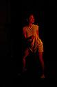 "London, UK. 11/10/2011. Rambert Dance presents a season of new choreography at The Place. The title of this piece is ""Mamihlapinatapai"", choreographed by Kirill Burlov and danced by Miguel Altunaga, Lucia Barbadillo, Eryck Brahmania, Antonette Dayrit, Robin Gladwin, Dane Hurst, Vanessa Kang, Estela Merlos, Hannah Rudd, Pieter Symonds and Stepehn Wright."