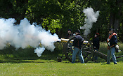 Pea Ridge Artillery Demo