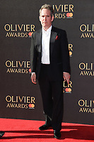 Tom Hollander<br /> arriving for the Olivier Awards 2017 at the Royal Albert Hall, Kensington, London.<br /> <br /> <br /> &copy;Ash Knotek  D3245  09/04/2017