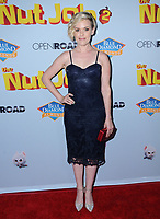 "05 August  2017 - Los Angeles, California - Kari Wahlgren.  World premiere of ""Nut Job 2: Nutty by Nature""  held at Regal Cinema at L.A. Live in Los Angeles. Photo Credit: Birdie Thompson/AdMedia"