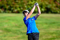 Jessica Green of North Harbour. Toro New Zealand Womens Interprovincial Tournament, Waitikiri Golf Club, Christchurch, New Zealand, 4th December 2018. Photo:John Davidson/www.bwmedia.co.nz