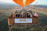 20140313 March 13 Hot Air Balloon Gold Coast