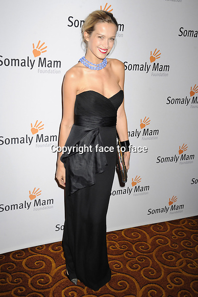 NEW YORK, NY - OCTOBER 23: Petra Nemcova at Somaly Mam Foundation's &quot;Life Is Love&quot; Gala to celebrate hope, action and change in the fight to end slavery at Gotham Hall in New York. October 23, 2013. <br />