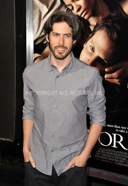 WWW.ACEPIXS.COM....September 4 2012, LA....Jason Reitman arriving at the Premiere Of CBS Films' 'The Words' at the ArcLight Cinemas on September 4, 2012 in Hollywood, California.......By Line: Peter West/ACE Pictures......ACE Pictures, Inc...tel: 646 769 0430..Email: info@acepixs.com..www.acepixs.com