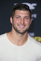 HOLLYWOOD, CA - OCTOBER 10: Tim Tebow at the world premier of Marvel Studios&rsquo; Thor: Ragnarok  in Hollywood, California on October 10, 2017. <br /> CAP/MPIFS<br /> &copy;MPIFS/Capital Pictures