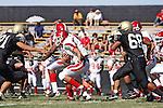 Palos Verdes, CA 09/10/09 - Joren Lagmay (#68), Jordan Moore (Lakewood #21), Jason  Lee (#21)
