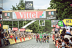 Marcel Kittel (GER) Quick-Step Floors wins Stage 10 of the 104th edition of the Tour de France 2017, running 178km from Perigueux to Bergerac, France. 11th July 2017.<br /> Picture: ASO/Thomas Maheux | Cyclefile<br /> <br /> <br /> All photos usage must carry mandatory copyright credit (&copy; Cyclefile | ASO/Thomas Maheux)