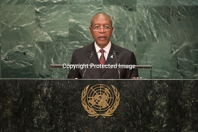 Lesotho<br /> H.E. Mr. Pakalitha Bethuel Mosisili<br /> Prime Minister<br /> <br /> General Assembly Seventy-first session, 17th plenary meeting<br /> General Debate
