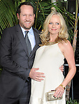 Marley Shelton and husband at Warner Bros. L.A. Premiere of JOURNEY 2 The Mysterious Island held at The Grauman's Chinese Theatre in Hollywood, California on February 02,2012                                                                               © 2012 Hollywood Press Agency