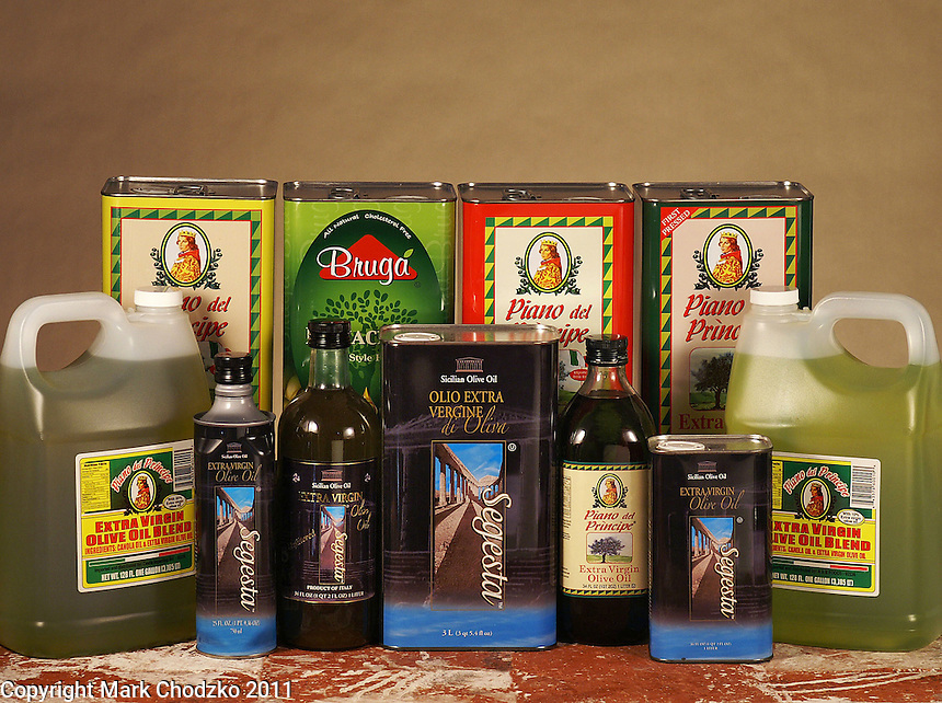Castle Importing olive oil products.