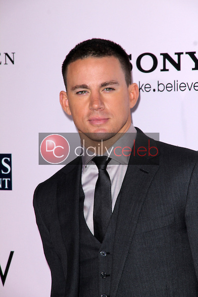 """Channing Tatum<br /> at """"The Vow"""" World Premiere, Chinese Theater, Hollywood, CA 02-06-12<br /> David Edwards/DailyCeleb.com 818-249-4998"""