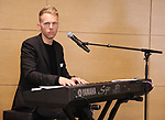 Justin Paul during An Evening Of Legacy, Philanthropy & Music For The Benefit Of The Dramatists Guild Foundation at Morgan Stanley Headquarters on May 13, 2019 in New York City.