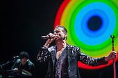 Jan 27, 2014: DEPECHE MODE - Delta Machine Tour - LG Arena Birmingham UK