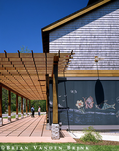 Hutker Architects.Cotuit Arts Center.Cotuit, Ma.