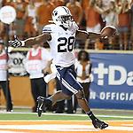 2014 BYU Football at Texas