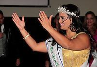 SAO PAULO, SP, 29 DE JANEIRO 2012 - MISS BRASIL PLUS SIZE - Miss Plus Size Mato Grosso do Sul Barbara Monteiro vencedora do concurso Miss Brasil Plus Size na noite desse domingo na regiao oeste da capital paulista - FOTO: VANESSA CARVALHO - NEWS FREE.