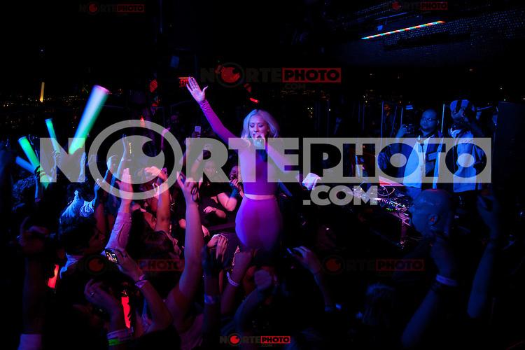 LAS VEGAS, NV - December 30 : Iggy Azalea performs at MOON Nightclub at Palms Resort on December 30, 2012  in Las Vegas, Nevada.  Credit: Kabik/Starlitepics/MediaPunch Inc. /NortePhoto