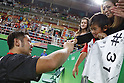 Takenori Ishikawa (JPN),<br /> SEPTEMBER 15, 2016 - Wheelchair Basketball : <br /> 9th place match between Japan 65-52 Iran<br /> at Rio Olympic Arena<br /> during the Rio 2016 Paralympic Games in Rio de Janeiro, Brazil.<br /> (Photo by Shingo Ito/AFLO)