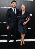 HOLLYWOOD, LOS ANGELES, CA, USA - OCTOBER 26: Wes Bentley, Jacqui Swedberg arrive at the Los Angeles Premiere Of Paramount Pictures' 'Interstellar' held at the TCL Chinese Theatre on October 26, 2014 in Hollywood, Los Angeles, California, United States. (Photo by Celebrity Monitor)