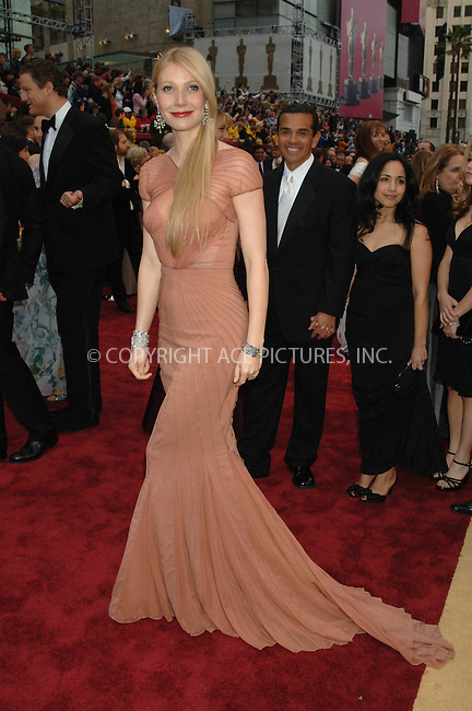WWW.ACEPIXS.COM....February 25 2007, Los Angeles, California.........GWYNETH PALTROW....Red carpet arrivals at the 79th Academy Awards in Hollywood, California.....Please byline: DENNIS VAN TINE/ACEPIXS.COM....For information please contact Philip Vaughan:..tel: 646 769 0430..e-mail: info@acepixs.com..website: www.acepixs.com