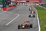 Max Verstappen (NED), <br /> OCTOBER 9, 2016 - F1 : Japanese Formula One Grand Prix Final <br /> at Suzuka Circuit in Suzuka, Japan. (Photo by Sho Tamura/AFLO) GERMANY OUT