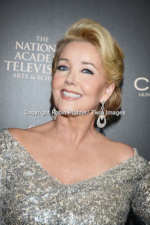 Melody Thomas Scott attends The 40th Annual Daytime Emmy Awards on<br />  June 16, 2013 at the Beverly Hilton Hotel in Beverly Hills, California. <br /> photo by Robin Platzer/ Twin Images<br /> <br /> 212-935-0770