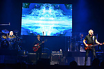 HOLLYWOOD, FL - JANUARY 10: (L-R) Graeme Edge, John Lodge, Gordon Marshall, Alan Hewitt and Justin Hayward of the Moody Blues perform at Hard Rock Live! in the Seminole Hard Rock Hotel & Casino on January 10, 2018 in Hollywood, Florida. ( Photo by Johnny Louis / jlnphotography.com )