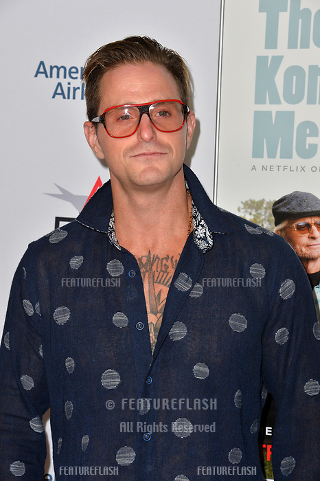 LOS ANGELES, CA. November 10, 2018: Cameron Douglas at the AFI Fest 2018 world premiere of &quot;The Kominsky Method&quot; at the TCL Chinese Theatre.<br /> Picture: Paul Smith/Featureflash