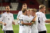 14.08.2012: U21 Deutschland vs. Argentinien