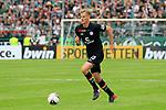 11.08.2019, Stadion Lohmühle, Luebeck, GER, DFB-Pokal, 1. Runde VFB Lübeck vs 1.FC St. Pauli<br /> <br /> DFB REGULATIONS PROHIBIT ANY USE OF PHOTOGRAPHS AS IMAGE SEQUENCES AND/OR QUASI-VIDEO.<br /> <br /> im Bild / picture shows<br /> Einzelaktion/Aktion. Ganze Figur. Einzeln. Freisteller. Niklas Hoffmann (FC St. Pauli)<br /> <br /> Foto © nordphoto / Tauchnitz