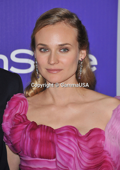 Diane Kruger _344  -<br /> 2010 Golden Globes In Style Warner Party  at the Beverly Hilton Hotel In Los Angeles.