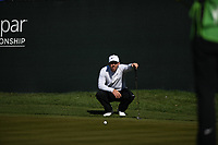 Paul Casey during the 2nd round of the Valspar Championship,Innisbrook Resort and Golf Club (Copperhead), Palm Harbor, Florida, USA. 3/9/18<br /> Picture: Golffile   Dalton Hamm<br /> <br /> <br /> All photo usage must carry mandatory copyright credit (&copy; Golffile   Dalton Hamm)