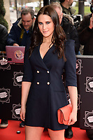 Kat Shoob<br /> arriving for TRIC Awards 2018 at the Grosvenor House Hotel, London<br /> <br /> ©Ash Knotek  D3388  13/03/2018