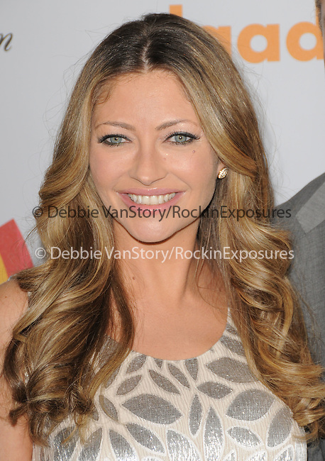 Rebecca Gayheart Dane at the 21st Annual GLAAD Media Awards held at The Hyatt Regency Century Plaza in Century City, California on April 17,2010                                                                   Copyright 2010  DVS / RockinExposures