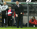 24/11/2007      Copyright Pic: James Stewart.File Name : sct_jspa23_falkirk_v_rangers.FALKIRK MANAGER JOHN HUGHES....James Stewart Photo Agency 19 Carronlea Drive, Falkirk. FK2 8DN      Vat Reg No. 607 6932 25.Office     : +44 (0)1324 570906     .Mobile   : +44 (0)7721 416997.Fax         : +44 (0)1324 570906.E-mail  :  jim@jspa.co.uk.If you require further information then contact Jim Stewart on any of the numbers above.........