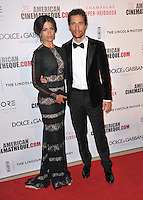Matthew McConaughey &amp; wife Camila Alves at the 28th Annual American Cinematheque Award Gala honoring Matthew McConaughey at the Beverly Hilton Hotel.<br /> October 21, 2014  Beverly Hills, CA<br /> Picture: Paul Smith / Featureflash