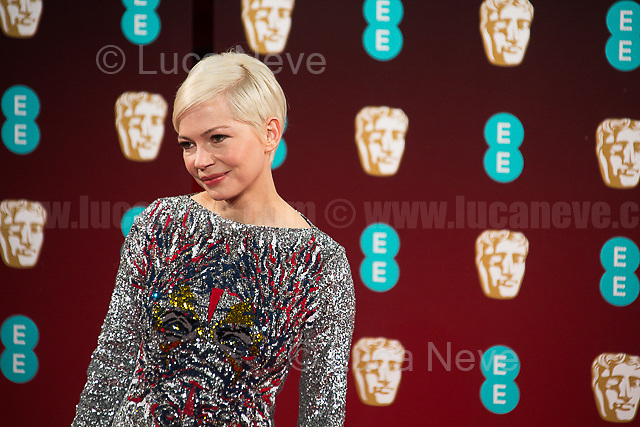 Michelle Williams.<br />