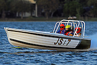 "JS-7 ""Rolling Thunder""   (Jersey Speed Skiff(s)"