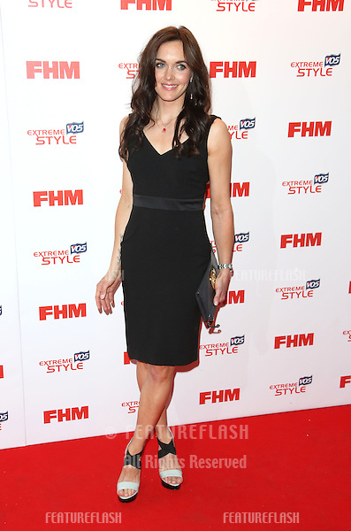 Victoria Pendleton arriving for the FHM 100 Sexiest Women in the World 2013 party at the Sanderson Hotel, London. 01/05/2013 Picture by: Henry Harris / Featureflash