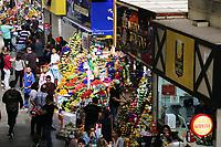 SÃO PAULO, SP, 31.07.2019 - COMÉRCIO-SP - Movimentação de clientes no Mercado Municipal de São Paulo, nesta quarta-feira, 31. ( Foto Charles Sholl/Brazil Photo Press/Folhapress)