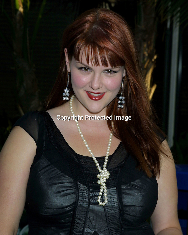 "@2003 KATHY HUTCHINS / HUTCHINS PHOTO AGENCY.""The Hulk"" Premiere.UNIVERSAL AMPITHEATER.UNIVERSAL CITY, CA.JUNE 17 , 2003..SARAH RUE"
