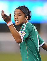 Mexico Giovani Dos Santos (10)   Mexico defeated Guatemala 2-1 in the quaterfinals for the 2011 CONCACAF Gold Cup , at the New Meadowlands Stadium, Saturday June 18, 2011.