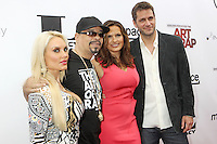 "Coco Austin, Ice-T, Mariska Hargitay and Peter Hermann attending the premiere of ""Something From Nothing: The Art of Rap"" at Alice Tully Hall in New York, 12.06.2012...Credit: Rolf Mueller/face to face /MediaPunch Inc. ***FOR USA ONLY*** NORTEPHOTO.COM NORTEPHOTO.COM"
