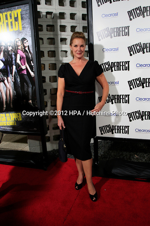 "LOS ANGELES - SEP 24:  Elizabeth Perkins arrives at the ""Pitch Perfect'"" Premiere at ArcLight Cinemas on September 24, 2012 in Los Angeles, CA"
