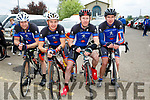At the  John Drumm Cycle Race, Currow on Sunday were Fred McGillicuddy, John O'Sullivan, Denis Lynch, Ed Murphy