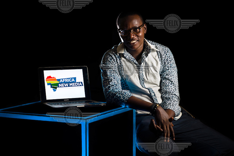 Mac-Jordan Holdbrookes Degadjor, self-described blogger, social media strategist and travel geek.