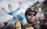 Bram Tankink (NED/LottoNL-Jumbo) pre-race<br /> <br /> Binche-Chimay-Binche 2017 (BEL) 197km<br /> 'Mémorial Frank Vandenbroucke'