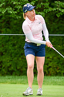 Morgan Pressel (USA) watches her tee shot on 11 during Thursday's round 1 of the 2017 KPMG Women's PGA Championship, at Olympia Fields Country Club, Olympia Fields, Illinois. 6/29/2017.<br /> Picture: Golffile | Ken Murray<br /> <br /> <br /> All photo usage must carry mandatory copyright credit (&copy; Golffile | Ken Murray)