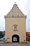 Chełmno, 2011-07-10. Brama Grudziądzka – wejście do starego miasta od strony wschodniej.